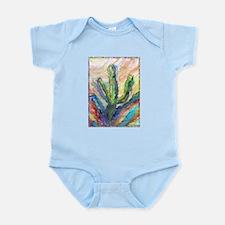 Cactus, southwest art! Infant Bodysuit