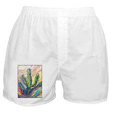 Cactus, southwest art! Boxer Shorts