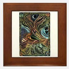 Natures Mother, All Things Interconnected Framed T