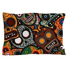 Day of the Dead Pillow Case