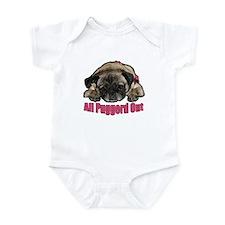 Puggerd out Infant Bodysuit