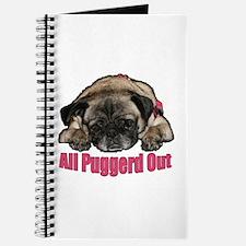 Puggerd out Journal