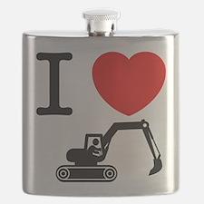 Excavator Flask