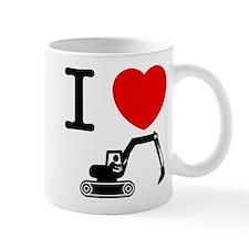 Excavator Mug