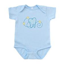 Tooth Infant Bodysuit