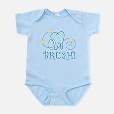 Brush Infant Bodysuit