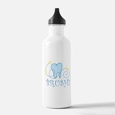Brush Water Bottle