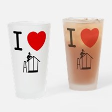 Constructor Drinking Glass