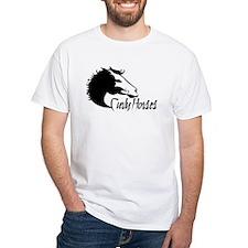 Curly Horses XL Shirt