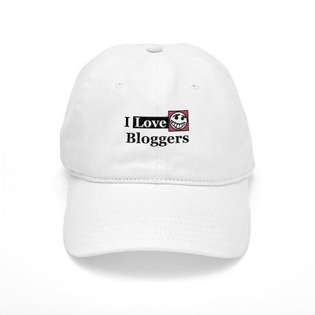I Love Bloggers Cap