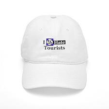 I Hate Tourists Baseball Cap