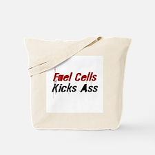 Fuel Cells Kicks Ass Tote Bag