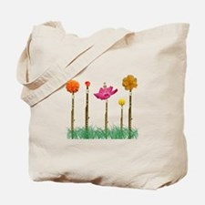 Cute Bands Tote Bag