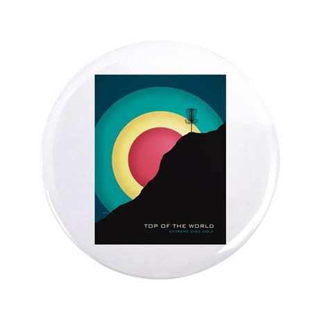 """Extreme Disc Golf 3.5"""" Button (100 pack)"""