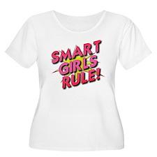 Smart Girls Rule! T-Shirt