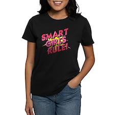 Smart Girls Rule! Tee
