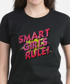 Smart Girls Rule! Tee