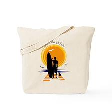 SUP SUN Tote Bag