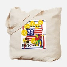 Chip and Charge Tote Bag