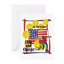 Chip and Charge Greeting Cards (Pk of 10)