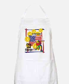Chip and Charge BBQ Apron