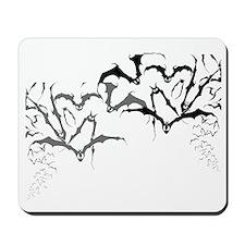Bats Graphic Mousepad