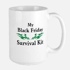 Black Friday Survival Kits Mug