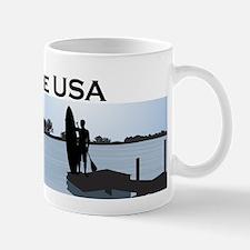 SUP Lake Mug