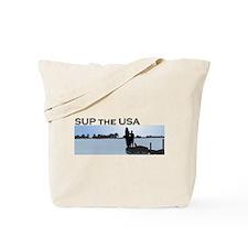 SUP Lake Tote Bag