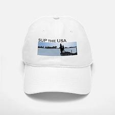 SUP Lake Baseball Baseball Cap