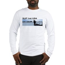 SUP Lake Long Sleeve T-Shirt