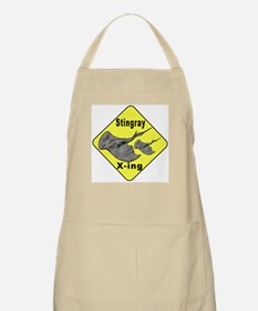 Singray Crossing BBQ Apron