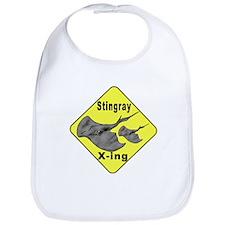 Singray Crossing Bib