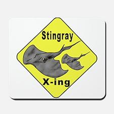 Singray Crossing Mousepad