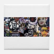 Murrine Palooza Tile Coaster