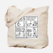 Poo Slave Tote Bag