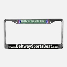 BSB License Plate Frame