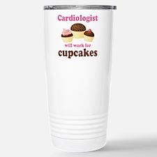 Cardiologist Funny Travel Mug