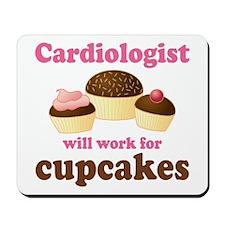 Cardiologist Funny Mousepad