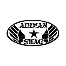 AMS Logo Patches