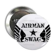 """AMS Logo 2.25"""" Button"""