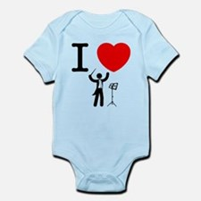 Music Conductor Infant Bodysuit