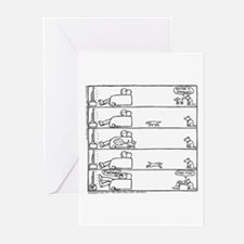High Five - Greeting Cards (Pk of 20)