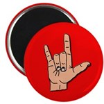 ASL I Love You Hand Sign 2.25