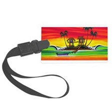 The Bridge Luggage Tag
