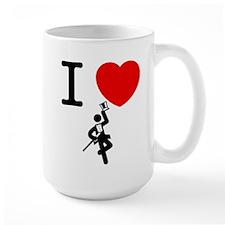Tap Dancing Mug