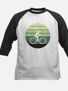 Biking Green Tee