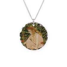 Maia Goddess Necklace