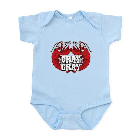 Cray Cray Infant Bodysuit