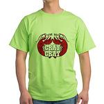 Cray Cray Green T-Shirt